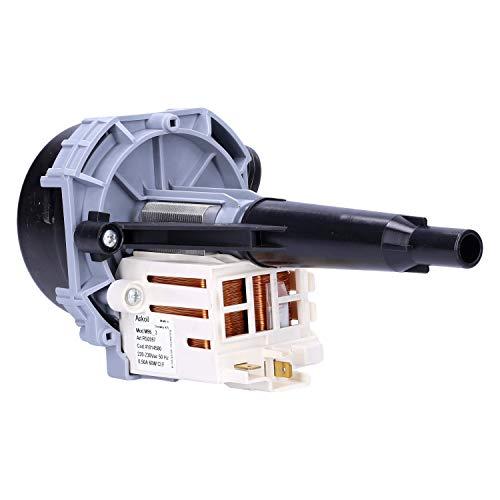 Wessper Pompa Circolazione pompa motore lavastoviglie Candy CDI1012/1 80
