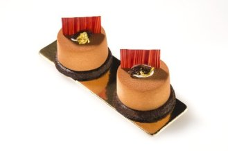 Silikomart-Silikonform-fr-Petit-Fours-40-mm-Farbe-Terracotta