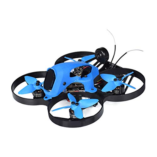 BETAFPV Beta85X 4K 4S Frsky LBT Brushless Cine Whoop Quadcopter with F4 V2 FC BLHeli_32 16A ESC Tarsier 4K Camera OSD Smart Audio 1105 5000KV Motor XT30 Cable for Micro Whoop Drone FPV Racing