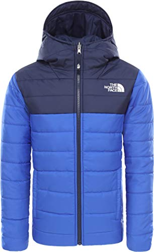The North Face Ragazzi Reversibile Perrito Giacca S Blue