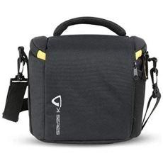 Vanguard VK 22BK - Bolsa de Hombro para cámara (22x11x18 cm) Color Negro