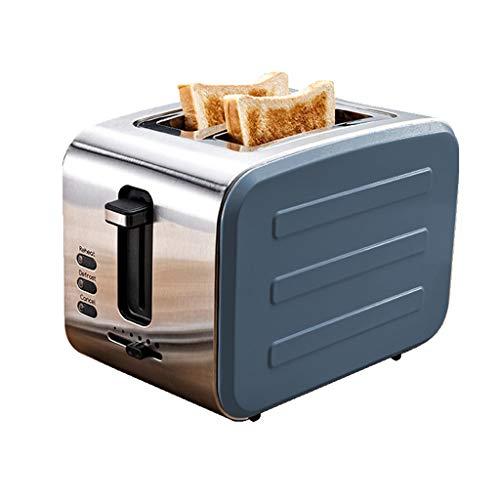 PIGE-tostapane per la Prima Colazione in casa, Macchina per Pane Extra alla griglia a 6 velocità di...