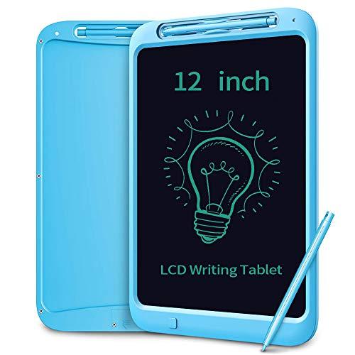 NOBES Tavoletta Grafica LCD Scrittura Digitale 12 Pollici, Elettronica Lavagna Doodle Tavolo da...