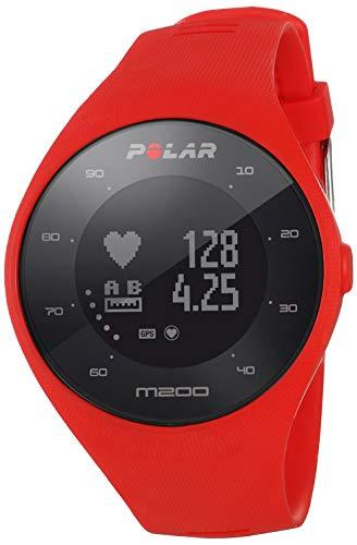 Polar M200 Orologio GPS con Cardiofrequenzimetro Integrato, Monitoraggio Attività Fisica e Sonno,...