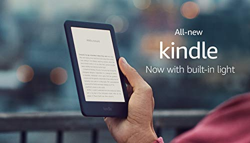 """All-New Kindle (10th Gen), 6"""" Display now with Built-in Light, 4 GB, Wi-Fi (Black) 10"""