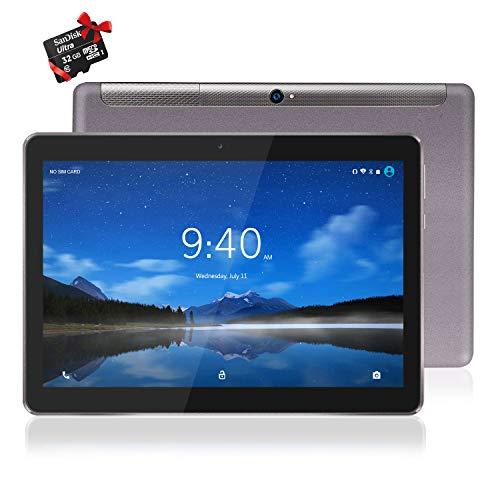 Tablet 10 Pollici 4G LTE WiFi BEISTA-Android 9.0,Otto core,Frequenza della CPU 2.0 Ghz,4 GB RAM,64...
