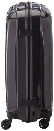 Samsonite Koffer Mittlerer Reisekoffer Chronolite Spinner, 69 cm, 76 Liter, black, 51463-1041 -