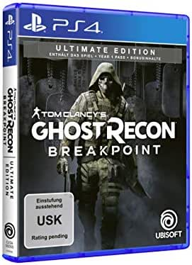 Tom Clancy's Ghost Recon Breakpoint - Ultimate Edition mit exklusivem Bonus auf Amazon.de - [PlayStation 4]