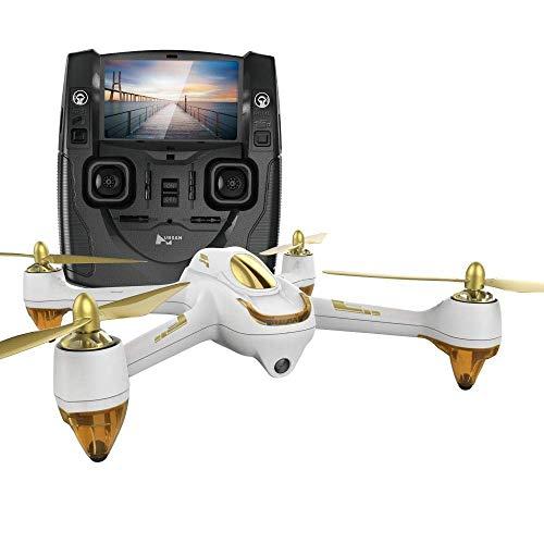 Hubsan H501S X4 5.8G FPV RC Drone con videocamera 1080P HD Quadcopter con GPS Seguimi modalità CF...