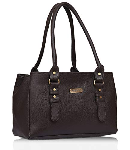 Fristo Brown Women Handbag