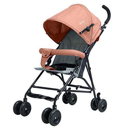 Ombrello da Passeggino Leggero - Passeggino Leggero per Bambini - Passeggino Compatto Portatile -...