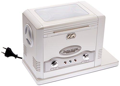 Marcato PM-220V Marcato Pasta Mixer Impastatrice Elettrica da Cucina, Bianco Perlato