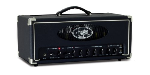 Hayden Amps Classic Lead 80 Valve Guitar Amplifier Head