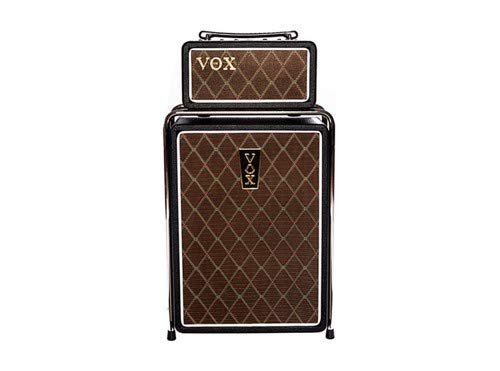 VOX MSB25 50W Mini Superbeetle NuTube Guitar Amp Head and Cab