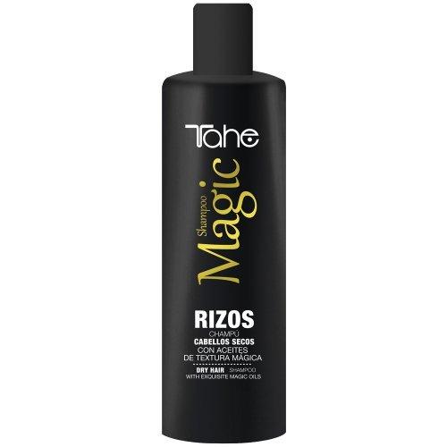 Tahe Magic Ricci Shampoo per capelli ricci/Shampoo per capelli secchi, effetto idratante anticrespo, 300ml