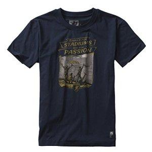 PG-Wear-T-Shirt-Stadium-Banned-weinrot-navy-S-XXXL