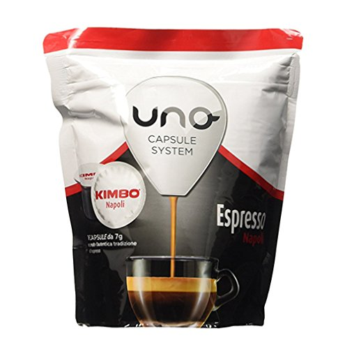 CIALDE CAPSULE CAFFE' KIMBO UNO SYSTEM ESPRESSO NAPOLI (64)