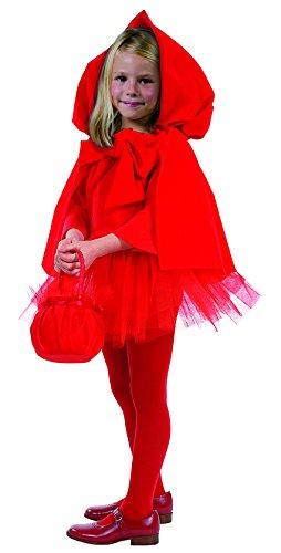 César E863-001 - Disfraz infantil de Caperucita roja (5-7 años)