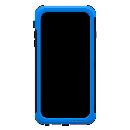 Trident Cyclops Case for Apple iPhone 6/6s Plus - Retail Packaging - Blue