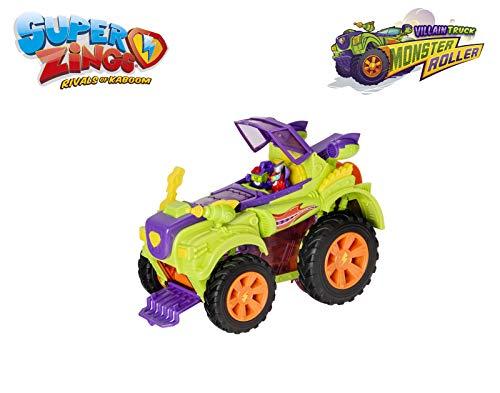 SuperZings - Monster Roller dei Supercattivi (Villian Truck) - Rivals of Kaboom -  (Magicbox PSZSD112IN10)
