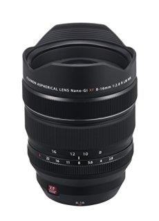Fujifilm 8-16 - Objetivo XF 8-16 mm F2.8 R LM WR, Color Negro