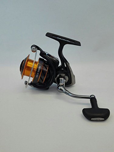 Daiwa Ninja BG A 3000 Black Edition - Mulinello da pesca
