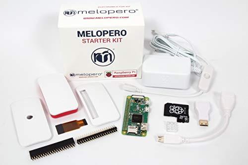 Melopero Raspberry Pi Zero W Premium Kit (MZ10)