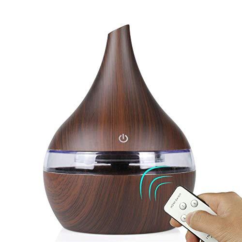 WanzhuanK Oli Essenziali del diffusore elettrici, Cambiamento dei LEDs, Arresto Automatico, Funzione...