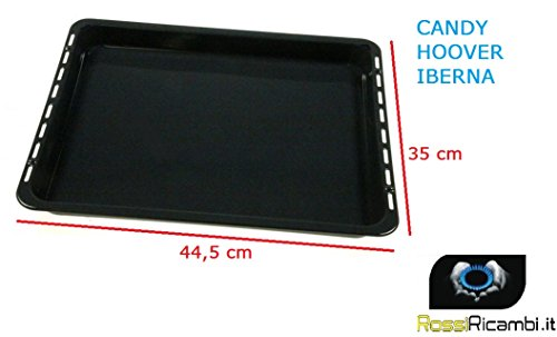CANDY HOOVER - TEGLIA LECCARDA FORNO VASSOIO 44,5x35 cm -ORIGINALE- 42807319