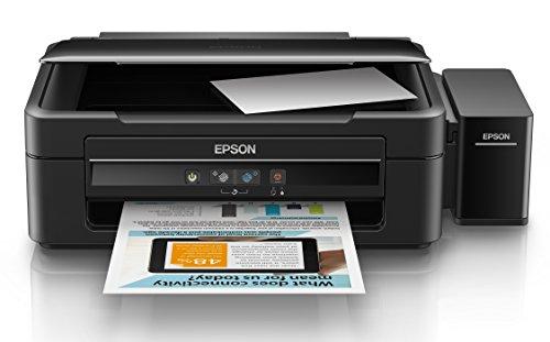 Epson L361 Multifunction Color InkTank Printer (Black)