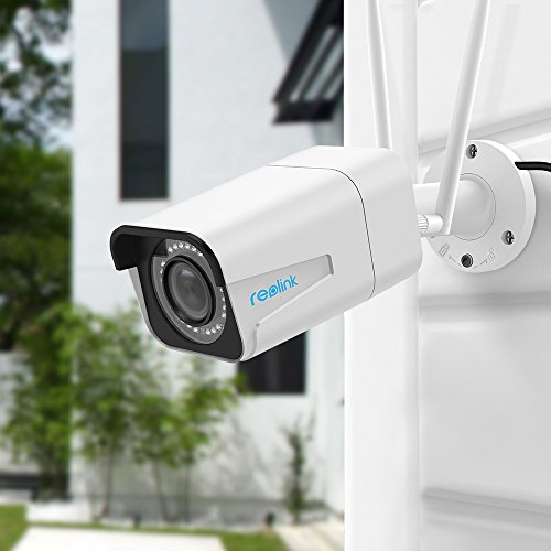 Reolink 5MP HD 2.4/5GHz Dual Band Wi-Fi Wireless Security IP