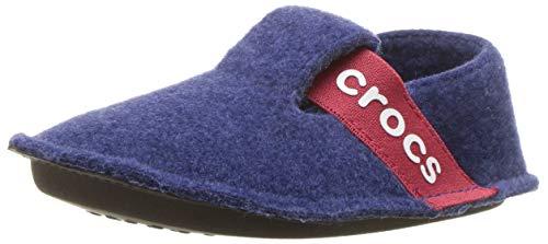 Crocs Classic Slipper Kids, Pantofole Unisex-Bambini, Blu (Cerulean Blue 4o5), 24/25 EU