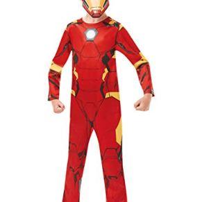 Rubies Disfraz de Iron Man para niño Marvel