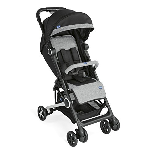 Chicco 07079444410000 Miinimo 2 Passeggino, Black Night