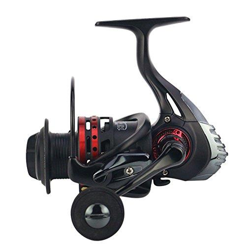 Mulinello Da Pesca A Mano Mulinello Da Spinning 5.1: 1 Fishing Reel Adatto Per Pesci Di Grossa Taglia