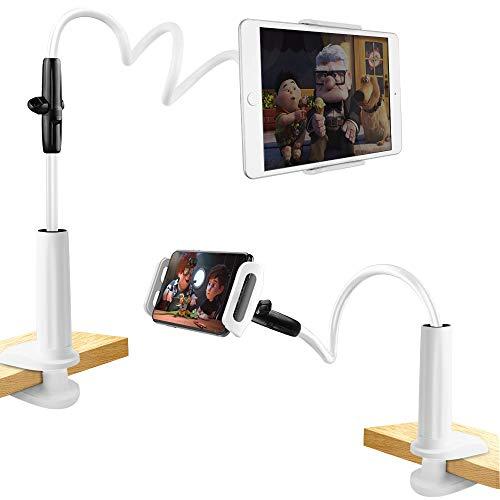 Supporto Tablet , otutun Supporto per Tablet e Cellulari Flessibile e Regolabile Collo Oca Pigra...