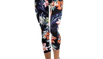 Mujer Pantalones Largos deportivos SMARTLADY Patrón de árbol ... f08c4f9187a5