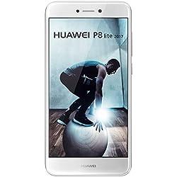"""Huawei P8 Lite - Smartphone libre de 5.2"""", Versión 2017, color blanco"""