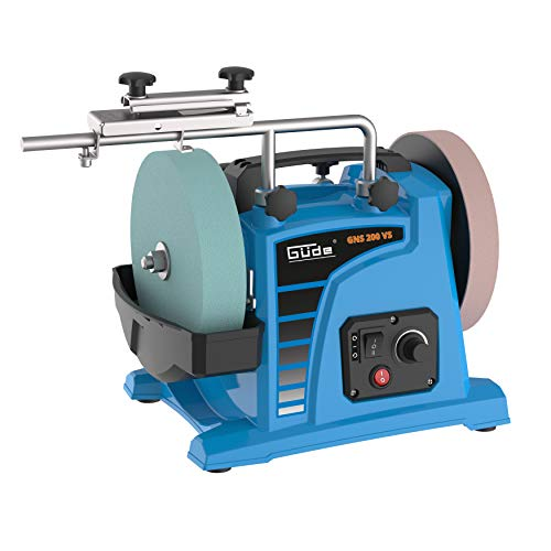 Güde 55247 GNS 200 VS - Amoladora nasal, color azul