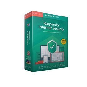 Kaspersky Internet Security 2019 (3 Postes / 1 An)|2019|3 appareils|1 AN|PC/Mac/Android|Téléchargement