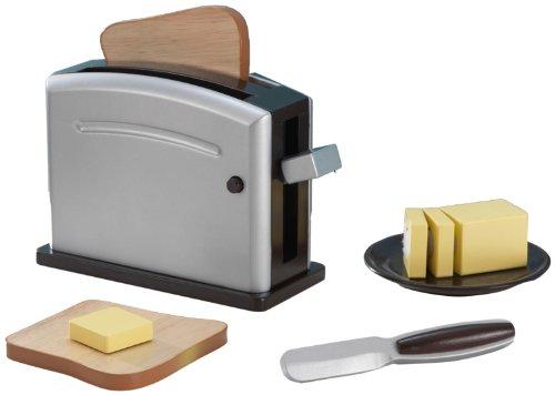 KidKraft 63317 - Set Tostapane Espresso
