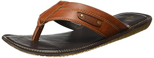 Bond Street by (Red Tape) Men's Brown Sandals - 8 UK/India (42 EU) (RSP0243)