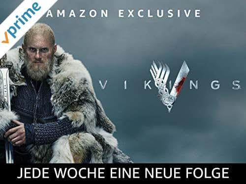 Vikings - Staffel 6 Teil 1  [dt./OV]