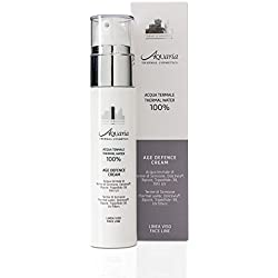 Aquaria Thermal Cosmetics Crema Viso Anti Eta' - 50 ml