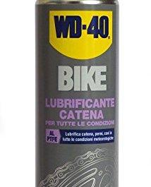 WD-40 Bike – Lubrificante Catena Bici e Mtb Spray per tutte le condizioni – 250 ml