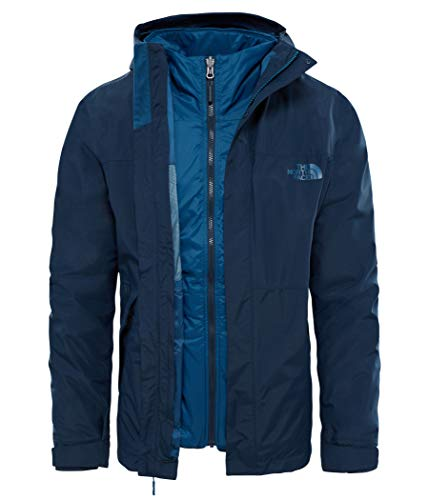 The North Face Naslund Triclimate Urban Navy XL