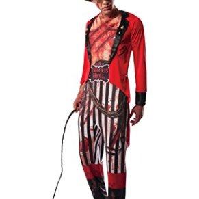 Rubies 's Oficial León Disfraz de domador Circo Zombi Adulto tamaño estándar
