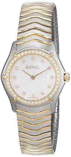 Ebel Damen-Armbanduhr 1215271