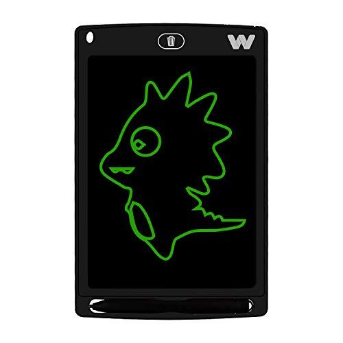 Woxter Smart Pad 80 - Lavagna Elettronica, Schermo a Cristalli liquidi cancellabile 9', tonalità...
