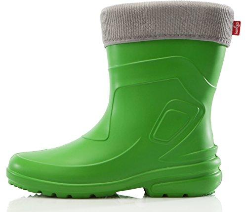 Lemigo Lightweight EVA Thermo Rubber Wellington Boots Jessy 800-2017